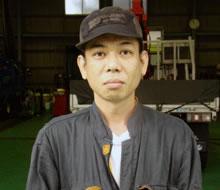 中嶋 昌芳 整備スタッフ